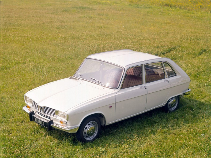 Renault 16 хетчбэк, 1965–1971, 1 поколение - отзывы, фото и характеристики на Car.ru