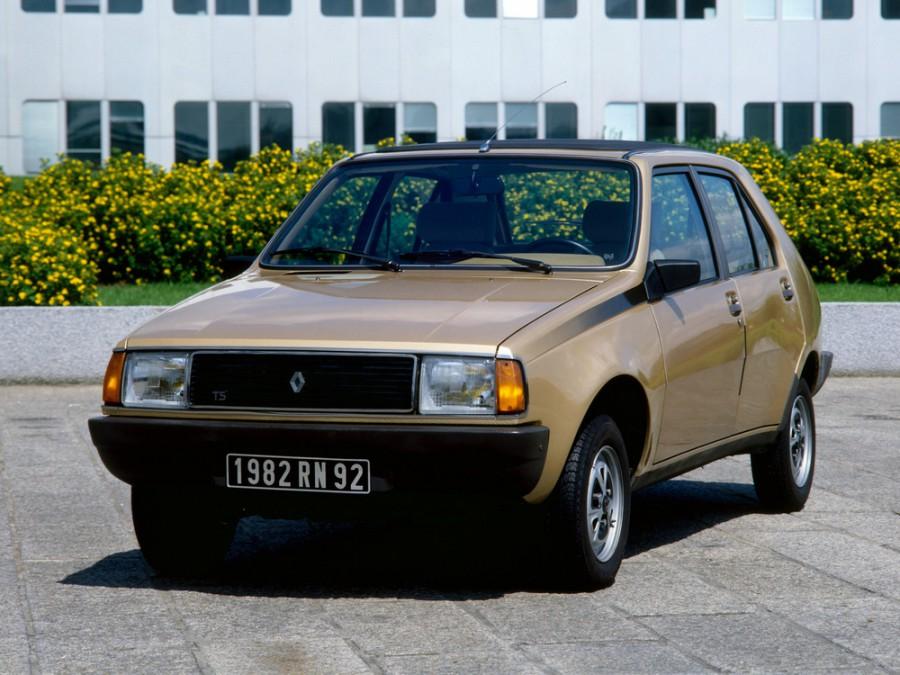 Renault 14 хетчбэк, 1979–1983, 1 поколение [рестайлинг] - отзывы, фото и характеристики на Car.ru