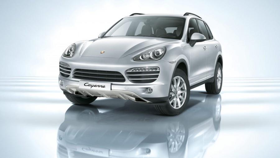 Porsche Cayenne кроссовер, 2010–2016, 958 - отзывы, фото и характеристики на Car.ru