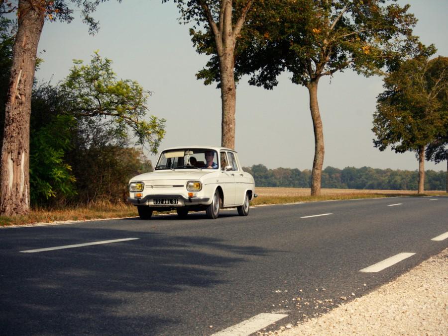 Renault 10 седан, 1967–1971, 1 поколение [рестайлинг] - отзывы, фото и характеристики на Car.ru