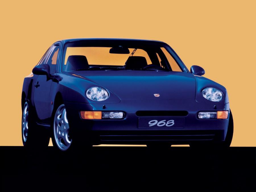 Porsche 968 купе, 1992–1995, 1 поколение - отзывы, фото и характеристики на Car.ru