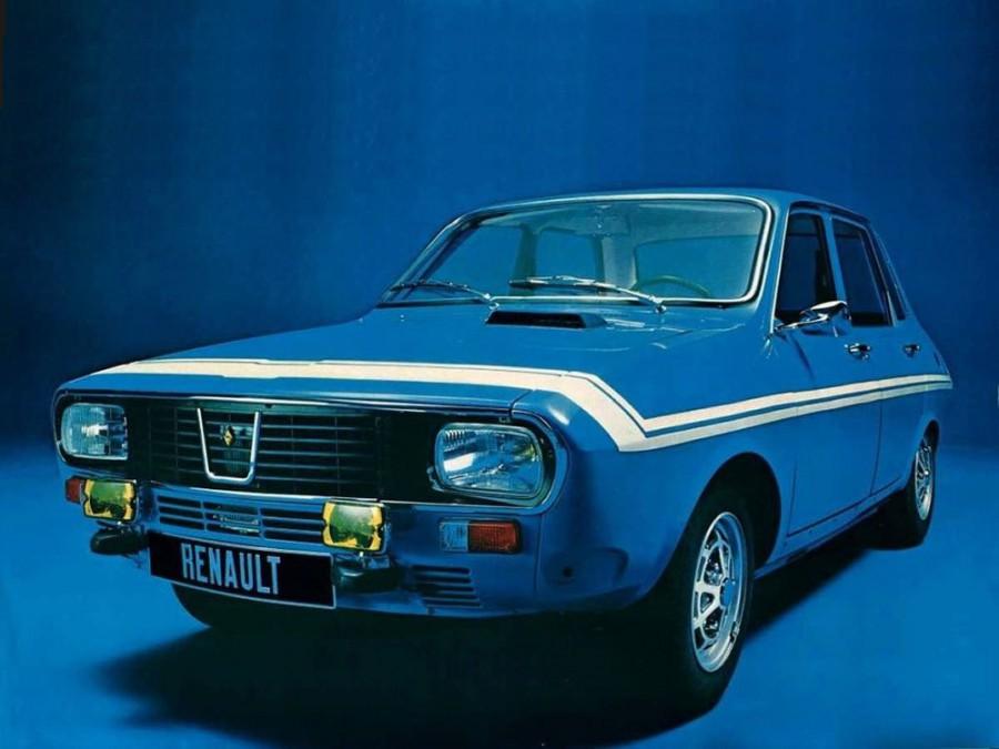 Renault 12 Gordini седан 4-дв., 1969–1975, 1 поколение - отзывы, фото и характеристики на Car.ru