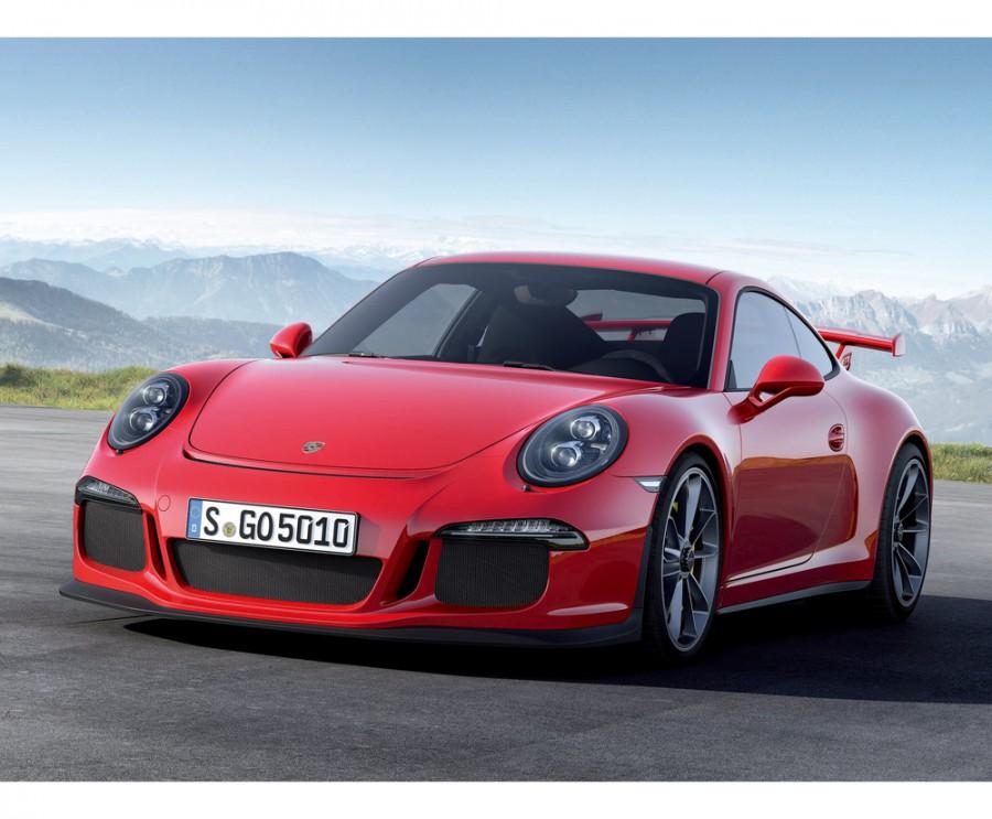 Porsche 911 GT3 купе 2-дв., 2011–2016, 991 - отзывы, фото и характеристики на Car.ru