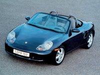 Porsche Boxster, 986, Родстер 2-дв., 1996–2002