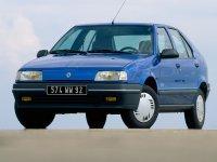 Renault 19, 1 поколение, Хетчбэк 5-дв., 1988–1992