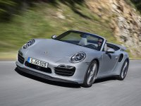 Porsche 911, 991, Turbo кабриолет 2-дв., 2011–2016