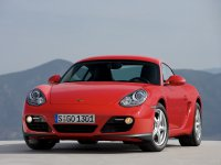 Porsche Cayman, 987c [рестайлинг], Купе 2-дв., 2008–2013