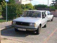 Renault 18, 1 поколение, Седан, 1978–1986