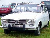 Renault 16, 1 поколение [рестайлинг], Хетчбэк, 1971–1974