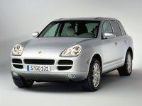 Porsche Cayenne, 955, Кроссовер, 2002–2007