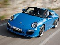 Porsche 911, 997 [рестайлинг], Speedster кабриолет 2-дв., 2008–2013