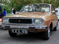 Renault 12, 1 поколение [рестайлинг], Седан, 1975–1980