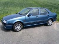 Renault 19, 1 поколение, Chamade седан, 1988–1992