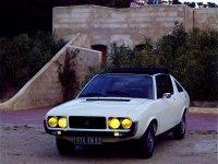 Renault 17, 1 поколение [рестайлинг], Купе, 1976–1979