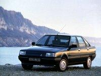 Renault 21, 1 поколение, Седан, 1986–1989