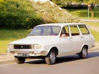 Renault 12, 1 поколение [рестайлинг], Универсал, 1975–1980