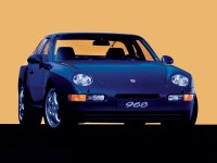 Porsche 968, 1 поколение, Купе, 1992–1995