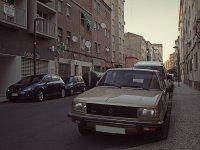 Renault 20, 1 поколение, Хетчбэк, 1975–1984