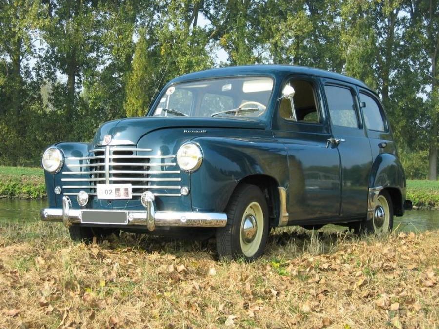 Renault Colorale Prairie универсал 5-дв., 1 поколение - отзывы, фото и характеристики на Car.ru