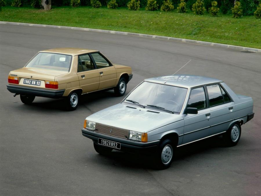 Renault 9 седан, 1981–1986, 1 поколение - отзывы, фото и характеристики на Car.ru