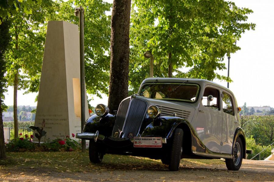 Renault Celtaquatre седан, 1934–1938, 1 поколение - отзывы, фото и характеристики на Car.ru
