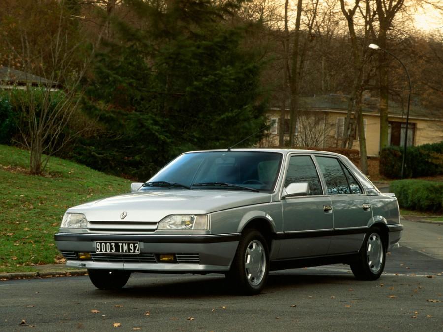 Renault 25 лифтбэк, 1988–1992, 1 поколение [рестайлинг] - отзывы, фото и характеристики на Car.ru