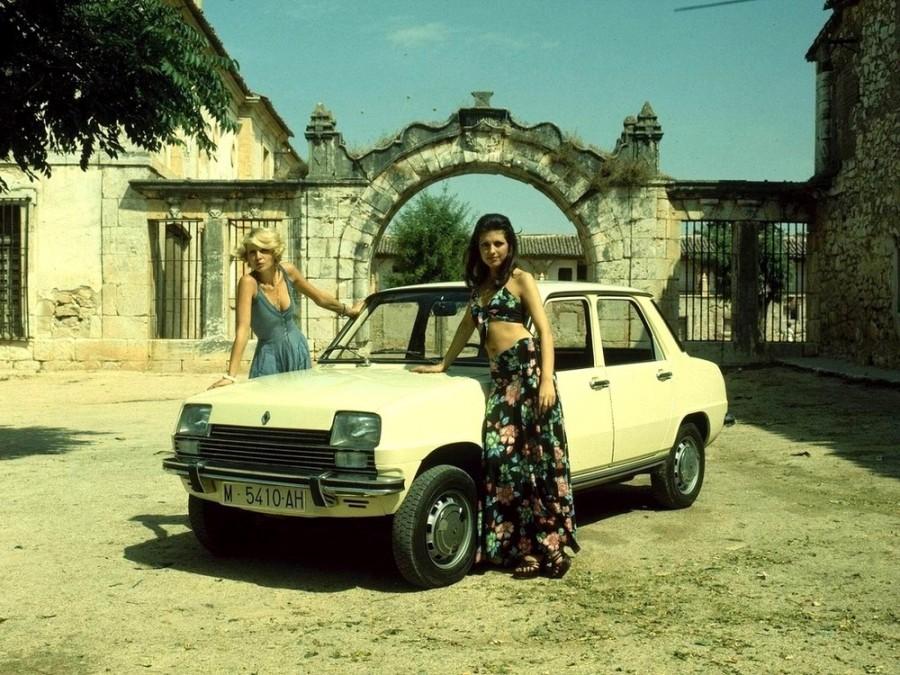 Renault 7 седан, 1974–1984, 1 поколение - отзывы, фото и характеристики на Car.ru