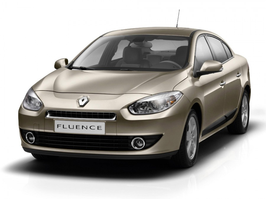 Renault Fluence, Белово