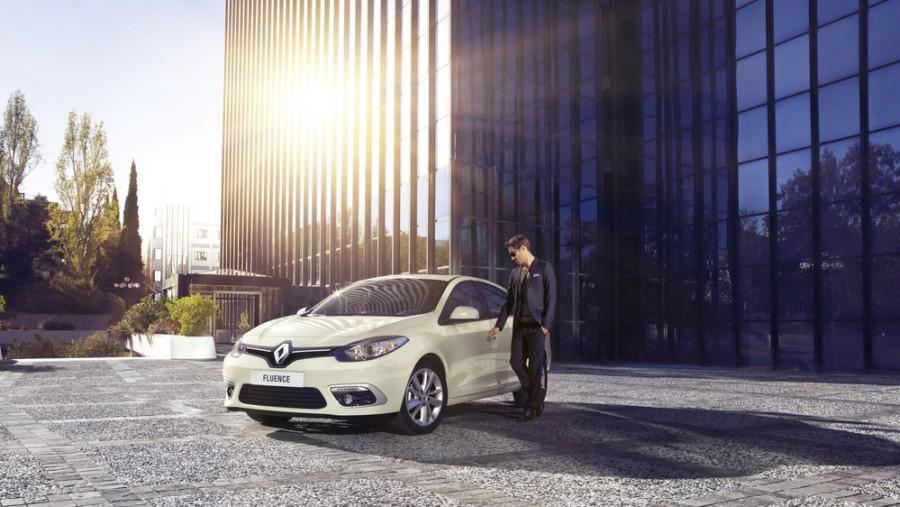 Renault Fluence, Балабаново