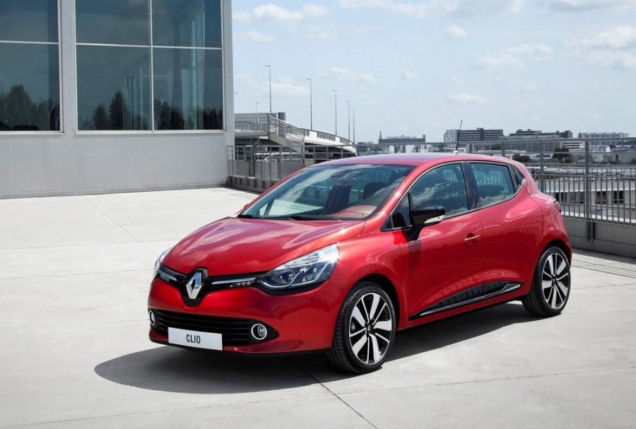 Renault Clio хетчбэк 5-дв., 2012–2016, 4 поколение - отзывы, фото и характеристики на Car.ru