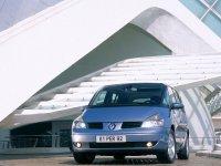 Renault Espace, 4 поколение, Минивэн, 2002–2006