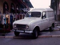 Renault 4, 1 поколение [рестайлинг], Фургон
