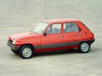 Renault 5, 1 поколение, Хетчбэк 5-дв., 1972–1985
