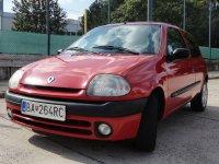 Renault Clio, 2 поколение, Хетчбэк 3-дв., 1998–2005