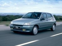 Renault Clio, 1 поколение, Хетчбэк 5-дв., 1990–1997