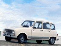 Renault 4, 1 поколение [2-й рестайлинг], Хетчбэк
