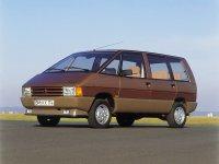 Renault Espace, 1 поколение, Минивэн, 1984–1988