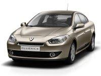 Renault Fluence, 1 поколение, Седан, 2009–2012