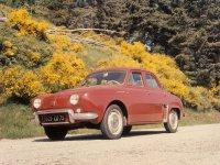 Renault Dauphine, 1 поколение, Седан