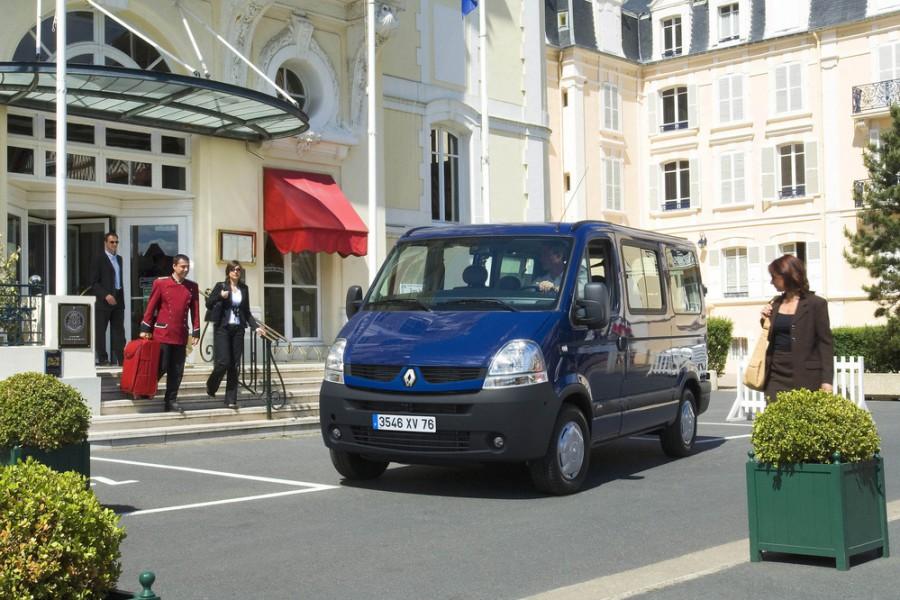 Renault Master микроавтобус, 2006–2010, 2 поколение [2-й рестайлинг] - отзывы, фото и характеристики на Car.ru