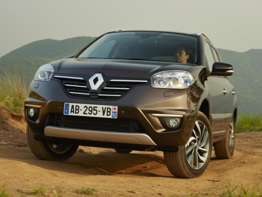 Renault Koleos кроссовер, 2013–2016, 1 поколение [2-й рестайлинг] - отзывы, фото и характеристики на Car.ru