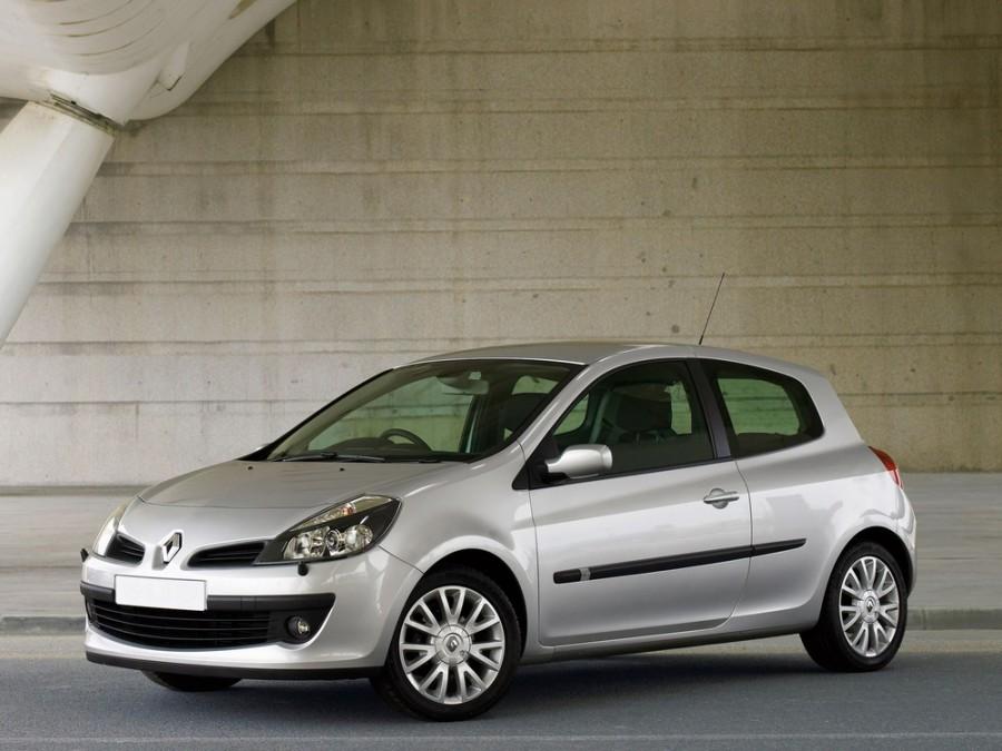 Renault Lutecia хетчбэк 3-дв., 3 поколение - отзывы, фото и характеристики на Car.ru