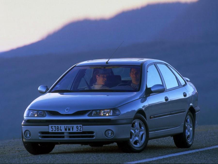 Renault Laguna хетчбэк, 1998–2001, 1 поколение [рестайлинг] - отзывы, фото и характеристики на Car.ru