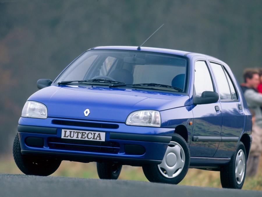 Renault Lutecia хетчбэк 5-дв., 1996–1998, 1 поколение [рестайлинг] - отзывы, фото и характеристики на Car.ru