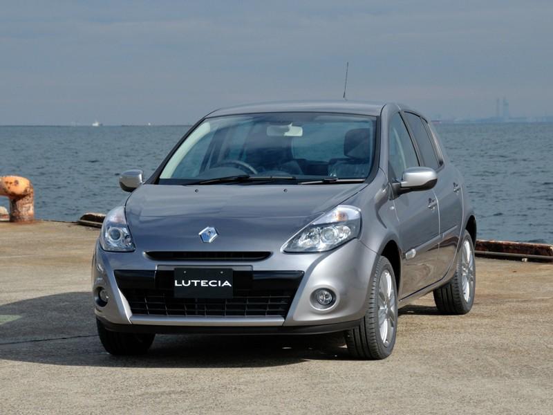 Renault Lutecia хетчбэк 5-дв., 2009–2016, 3 поколение [рестайлинг] - отзывы, фото и характеристики на Car.ru