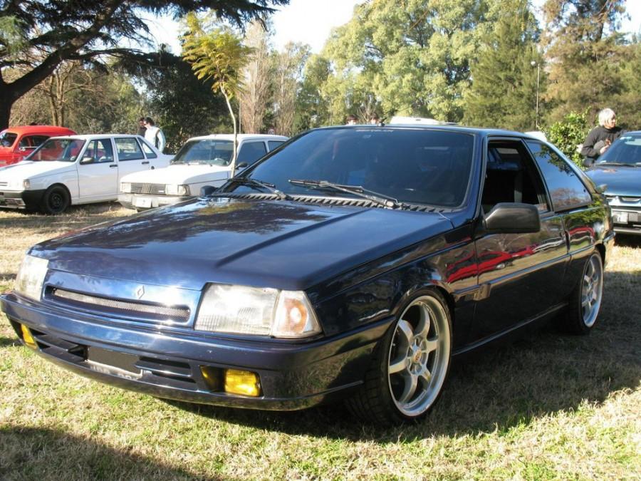 Renault Fuego купе, 1990–1995, 1 поколение [2-й рестайлинг] - отзывы, фото и характеристики на Car.ru
