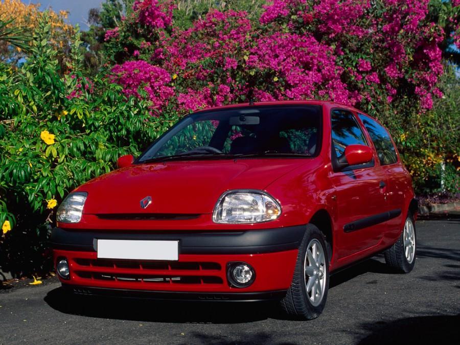 Renault Lutecia хетчбэк 3-дв., 1998–2001, 2 поколение - отзывы, фото и характеристики на Car.ru
