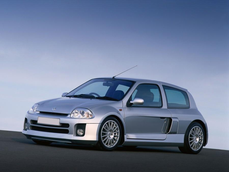Renault Lutecia V6 хетчбэк 3-дв., 1998–2001, 2 поколение - отзывы, фото и характеристики на Car.ru