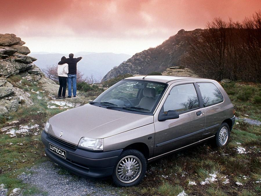 Renault Lutecia хетчбэк 3-дв., 1991–1996, 1 поколение - отзывы, фото и характеристики на Car.ru