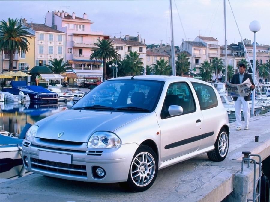 Renault Lutecia RS хетчбэк 3-дв., 1998–2001, 2 поколение - отзывы, фото и характеристики на Car.ru